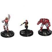 Neca HeroClix Marvel Classic Iron Man Armor Wars Battle Pack