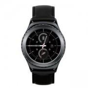 Смарт часовник Samsung Gear S2 Classic 3G 4G GSM Unlocked Watch Black Smartwatch Android iOS ( Заводски рециклиран )