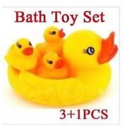 Duck Bath Toys Set