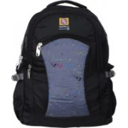 Marimco High Quality Tough Polyster 34L Casual School/college/Laptop/Travel 34 L Backpack(Black)