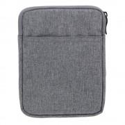 Shop4 - Kobo Glo HD Hoes - Sleeve Donker Grijs