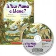 Is Your Mama a Llama' 'With CD', Paperback/Deborah Guarino