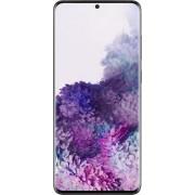 Samsung - Geek Squad Certified Refurbished Galaxy S20+ 5G Enabled 128GB (Unlocked) - Cosmic Black
