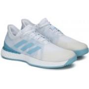 ADIDAS ADIZERO UBERSONIC 3M X PARLEY Tennis Shoes For Men(White)