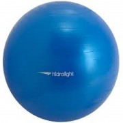 Bola para Ginástica 75cm Hidrolight Azul - Fisioterapia, Pilates e Fitness