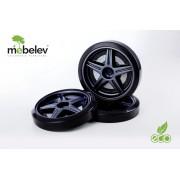 Roti 3D din Plastic pentru Pat masina tineret MyKids