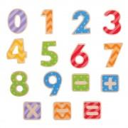 SET NUMERE MAGNETICE - BIGJIGS (BJ266)
