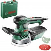 Slefuitor cu excentric Bosch PEX 400 AE, 350 W, 21200 RPM, 125 mm