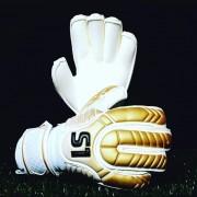 Вратарски ръкавици S1 Midas (Златно/Бяло)