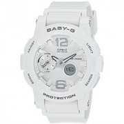 Casio Baby-G Analog-Digital White Dial Womens Watch - BGA-180-7B1DR (BX026)