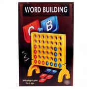 Word Building Game Alphabet Learning Word Making Game Educational Game for Kids Family Game