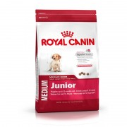ROYAL CANIN ITALIA SpA Medium Junior Alim Sec 4kg