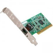 Мрежова карта INTEL Network Card PRO/1000 GT (10/100/1000Base-T, 1000Mbps, Bulk, Gigabit Ethernet, lowprofile PCI), PWLA8391GTLBLK
