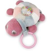 Canpol babies Sea Turtle Plüss teknős, rózsaszín