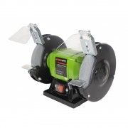 Polizor de banc Procraft PAE900 Industrial, Motor inductie, 900W, 2950 RPM, Diametru disc 150 mm