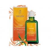 Weleda Huile dynamisante à l'Argousier - Revitalise et protège la peau 100 ml - Weleda
