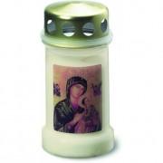 Bolsius graflicht nr.3 vrouw wit