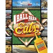 Ballpark Eats: Recipes Inspired by America's Baseball Stadiums, Paperback/Katrina Jorgensen