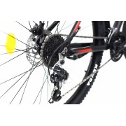 Bicicleta Mtb Dhs Terrana 2727 S negru 27.5 inch