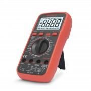Multimeter s meraním indukcie,frekvencie,kapacity a teploty