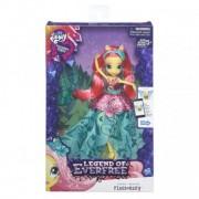 My Little Pony Legend Of Everfree Crystal Gala Fluttershy B7532