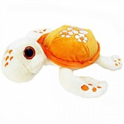 Broscuta testoasa de plus orange Turtley Awesome 30 cm Keel Toys