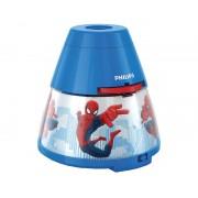 Spiderman stona LED lampa i projektor