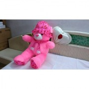 OH BABY 3 feet Pink teddy bear soft toy valentine love birthday gift SE-ST-108