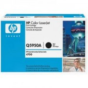 Тонер касета за Hewlett Packard Color LaserJet CLJ 4700 Black (Q5950A)