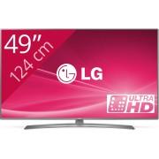 LG 49UJ670V - 4K tv
