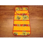 Bolsa de Pan de Algodón - Modelo MAUSSANE - Amarillo