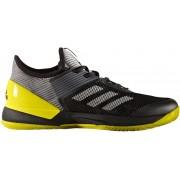 adidas tennisschoenen Adizero Ubersonic 3 dames zwart mt 36