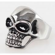 Skull gyűrű - R021