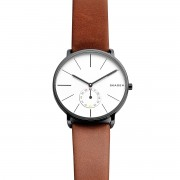 Karóra SKAGEN - Hagen SKW6216 Dark Brown/Black