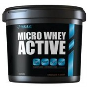 SELF Omninutrition Micro Whey Active 4 kg Choklad