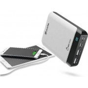 Cellular Line Freep10000usbcw Power Bank Caricabatterie Portatile 10000 Mah Colore Bianco - Freep10000usbcw