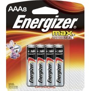 Energizer - MAX AAA Batteries (8-Pack)