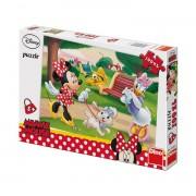 Dino puzzle 100xl kom Minnie Mouse