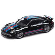 Miniatura Porsche 911 Carrera S Aerokit Cup Negru 1:43