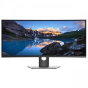 Монитор, Dell U3419W, 34 инча Curved WQHD, IPS Anti-Glare, UltraSharp, 5ms, 1000:1, 300 cd/m2, 3440x1440, U3419W