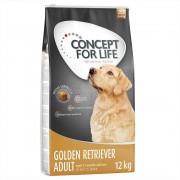Concept for Life 6kg Golden Retriever Adult Concept for Life hundfoder