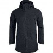 Vaude Idris Wool Parka Men - black XL