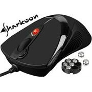 Sharkoon FireGlider r Gaming Laser Mouse-Black | 4044951010042