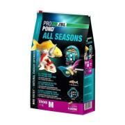 JBL ProPond All Seasons M, 1,1kg, 4125500, Hrana pesti iaz sticks