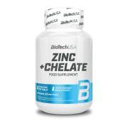 BioTechUSA Zinc+Chelate 60 tabletta