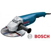 Smerigliatrice angolare/Flex 230mm 2400W Bosch Professional - GWS 24-230 JH