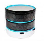 Bluetooth Led világító hangszóró Mp3,Rádió,USB, TF/micro SD kártya,telefon kihangosítás - kockás