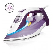 Парна ютия, Philips PerfectCare Azur, 210g steam boost, 3000W, SteamGlide, Soleplate (GC4928/30)