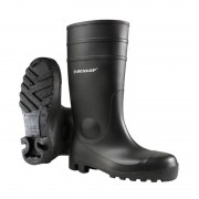 Dunlop Veiligheidslaars 142PP Protomaster zwart S5 Zwart - Maat 44