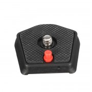 Meco 785PL Quick Release Plate 1/4 Inch Screw For Manfrotto 7321YB MKC3-H01 MKC3-P01